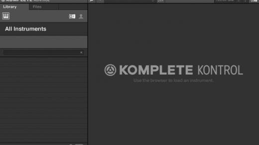 Komplete Kontrol mac plugin