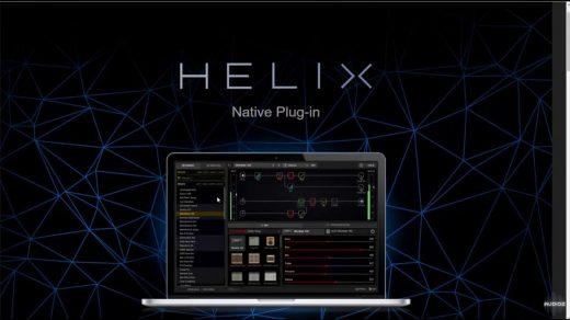 Line 6 Helix Native Guitar Amp crack vst free