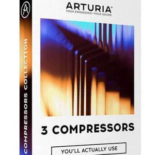 Arturia 3 Compressors vst crack