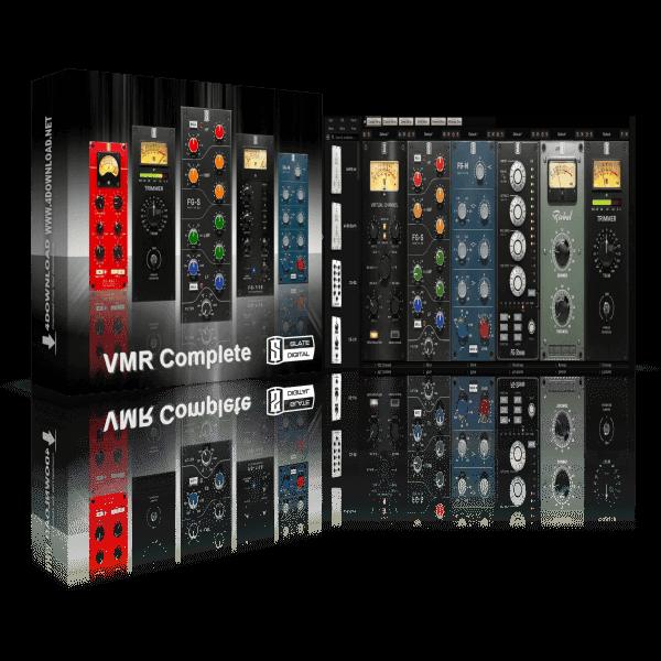 Slate Digital Complete Bundle VST Crack (2021) Free Download
