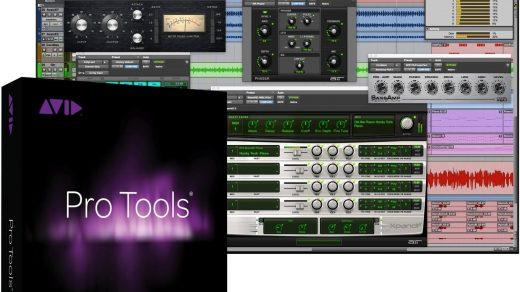 Pro Tools HD crack free