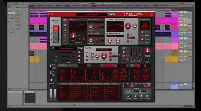 Europa By Reason vst crack 2021 download
