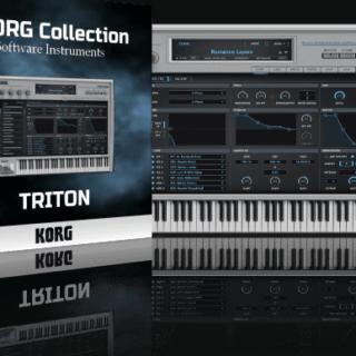 korg triton latest 2021 free