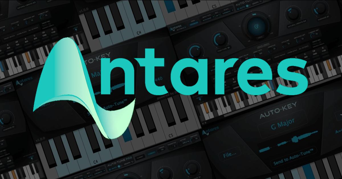 Antares – Auto-Tune Pro crack