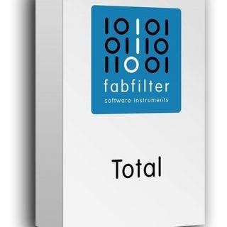 FabFilter Total Bundle 2021 crack