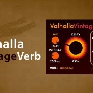 Valhalla VintageVerb crack