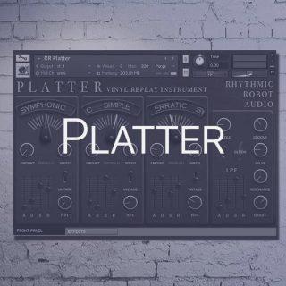 Rhythmic Robot – Platter vst crack