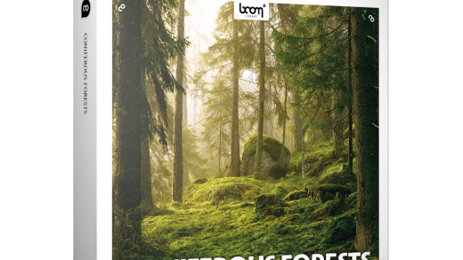 Boom Library – Coniferous Forests STEREO & SURROUND (WAV) crack